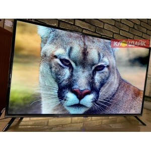 Телевизор BQ 42S01B  скоростной Smart TV, Wi-Fi, настроенный под ключ Смарт в Апрелевке фото